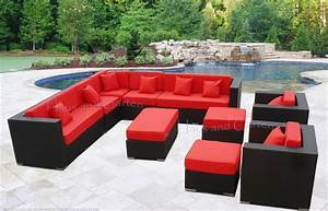 outdoor sectional sofas stylish outdoor patio sectional With rushreed 3 piece sectional sofa set