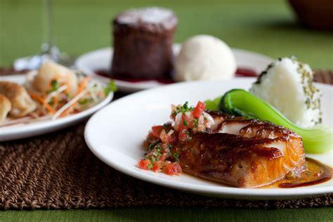 hawaiian fusion cuisine roys hawaii roys ko olina