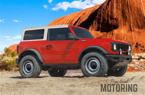 Check spelling or type a new query. New Nissan Patrol might go retro as a Bronco rival ...