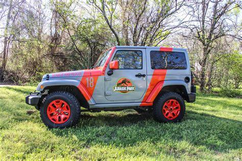 jurassic world jeep 2016 jurassic park jeep wrap wrapfolio