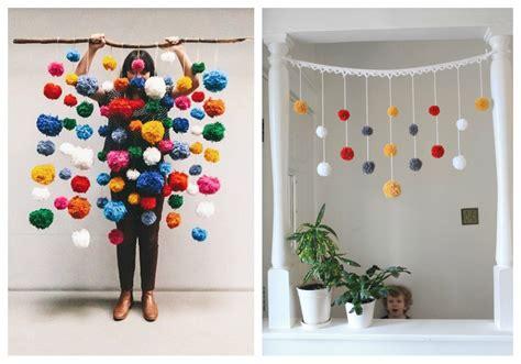 decorar  pompones ecodeco mobiliario