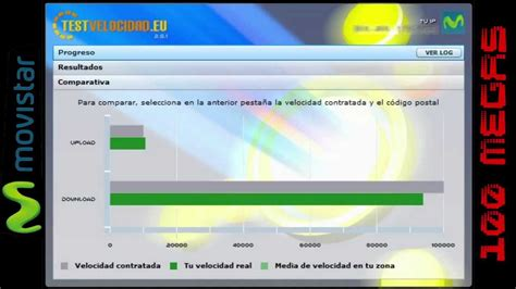 Tengo 100 Megas De Internet Fibra Optica Movistar (ftth