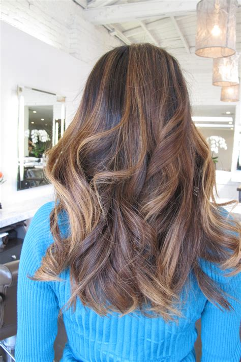 Brunettes Hair Colors by Subtle Highlights Jonathan George