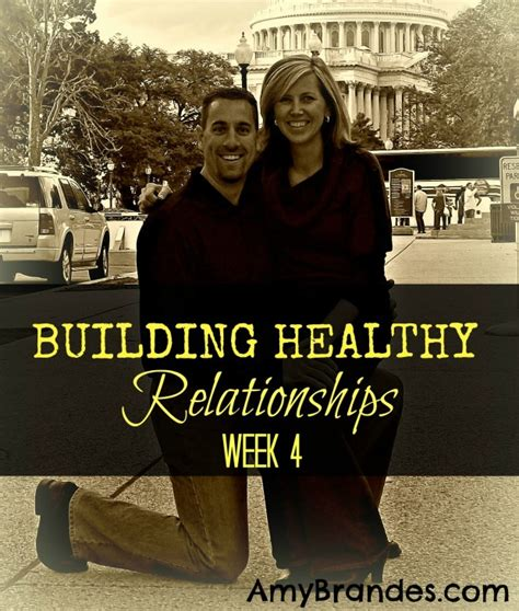 Building Healthy Relationships Podcast 6 Absolutes Of