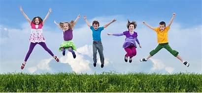 Jump Happy Spring Jumping Jumper Children Math