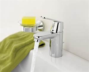 Mitigeur Grohe Lavabo : mitigeur lavabo eurosmart cosmopolitan grohe ~ Dallasstarsshop.com Idées de Décoration