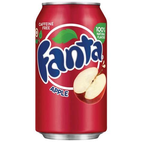 fanta apple 12fl oz 355ml can fizz