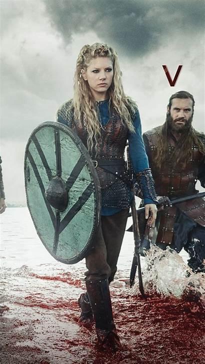 Ragnar Lothbrok Vikings Lagertha Tv Rollo Series