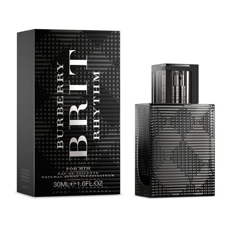 burberry for eau de toilette burberry brit rhythm eau de toilette 30ml feelunique