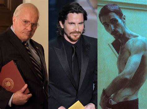 The Wild History Christian Bale Drastic Movie