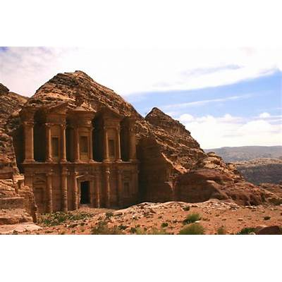 """Many Means: """"A-Rose-Red-City"""" Petra Jordan"""