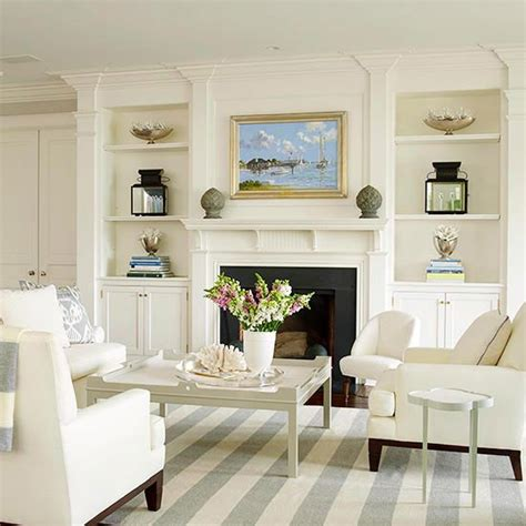 built ins around fireplace updates and fireplace plans the inspired room