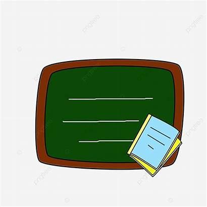 Chalkboard Border Cartoon Blackboard Clipart Psd Minimalistic