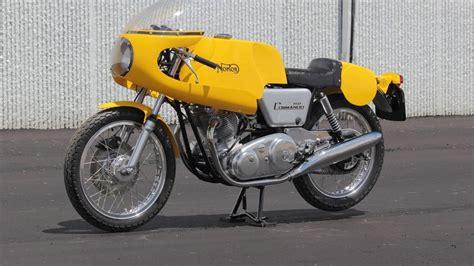 1970 Norton Commando Production Racer