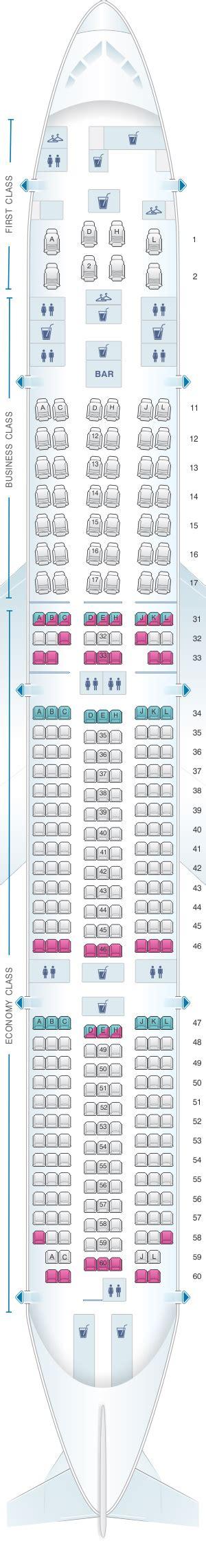 plan si es boeing 777 300er air mapa de asientos air china boeing b777 300er plano