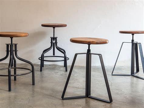 sgabelli in ferro studio 900 design intervista a vincenzo savastano