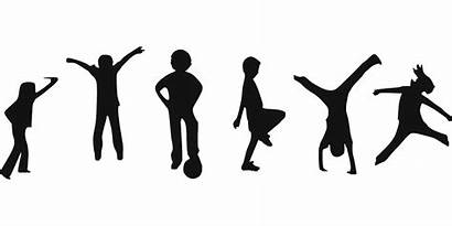 Active Physically Children Easy