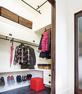 Astuces Hall D39entre Tringles De Garde Robe Extensible