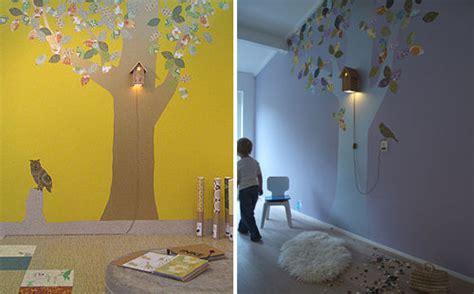 chambre dans un arbre un arbre pousse dans sa chambre cielenstock