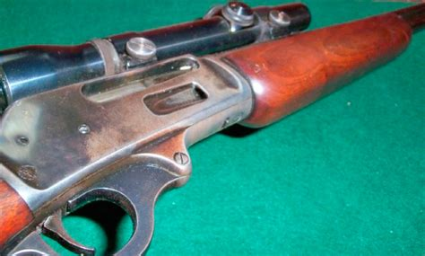 Marlin 336 Project – .35 Remington   7.62 Precision Custom ...