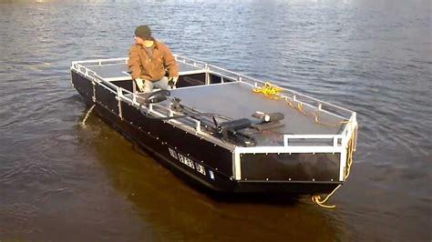 bowfishing decks for boats jet jon bowfishing boat