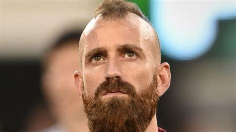 fifa world cup soccer players   craziest haircuts abc news