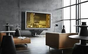 Graue Couch Wohnzimmer : wohnzimmer grau in 55 beispielen erfahren wie das geht ~ Michelbontemps.com Haus und Dekorationen