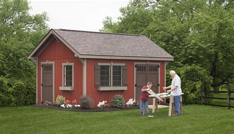 Pre Built Sheds Ohio by Would You Live In A Storage Shed The Dirt On Cheap And