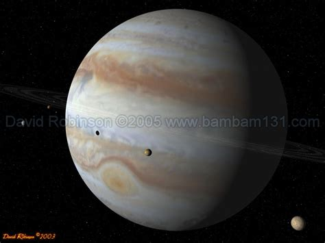Jupiter Planet with Most Moons - Pics about space