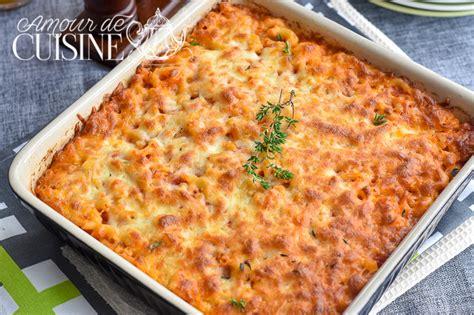 recette gratin de pates au thon 28 images recette gratin de p 226 tes au thon et 224 la b