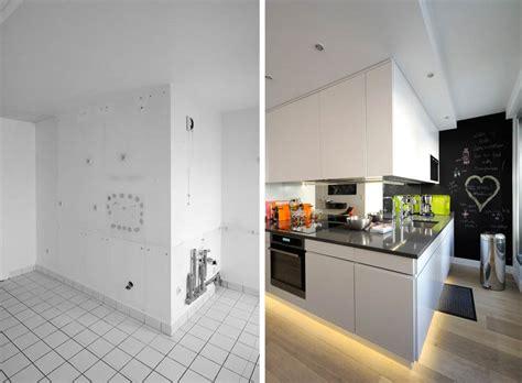architecte cuisine aménagement d 39 un appartement contemporain 4 pièces 85m2
