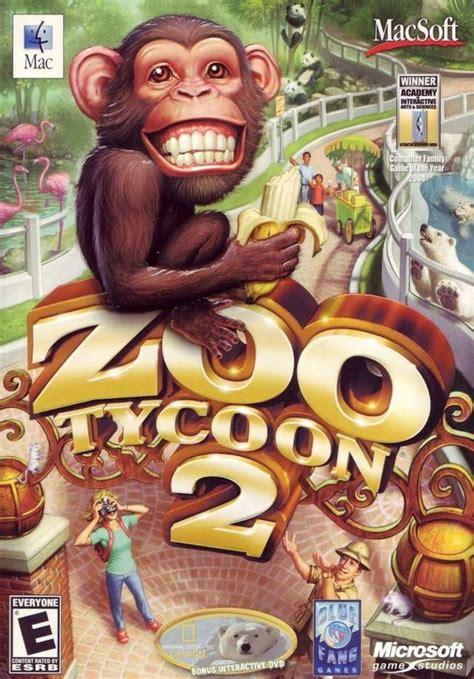 zoo tycoon gamespot
