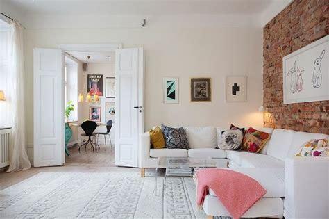 encantador piso escandinavo  detalles inusuales casa