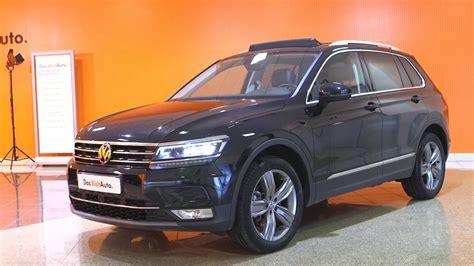 tiguan carat exclusive volkswagen tiguan occasion 2 0 tdi 190 bmt dsg7 4motion carat exclusive noir nacr 233