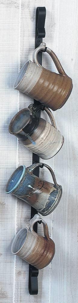 wall cup rack cup racks tapered mug tree tea cup and saucer stands