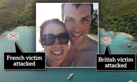 honeymoon shark victim killed   cover