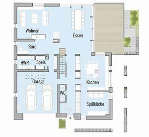 Moderne Häuser Mit Grundriss : modernes fertighaus von baufritz haus kieffer ~ Bigdaddyawards.com Haus und Dekorationen