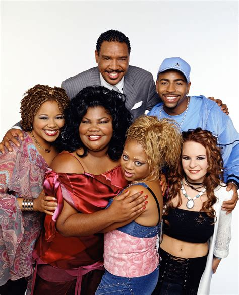 Cast Of 'The Parkers'