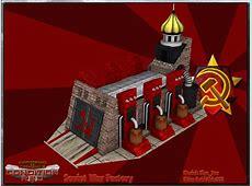 [WIP] Red Alert 2 Soviet War factory Screenshots Show
