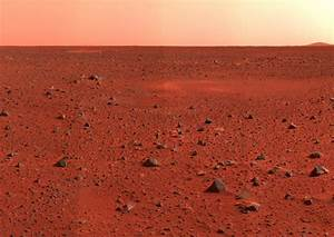 Professors suggest sending settlers to Mars on one-way ...
