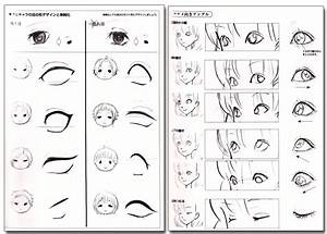 How to Draw Manga Characters' Facial Expressions Reference ...