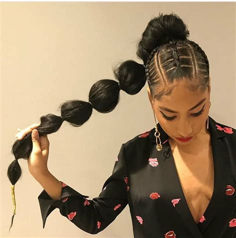 Gorgeous Ways To Style Ponytail Braided Hairstyles With
