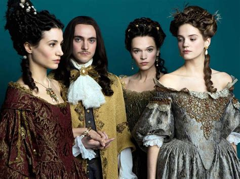 Versailles will put Downton to shame: A lavish TV series with modern references   The ...