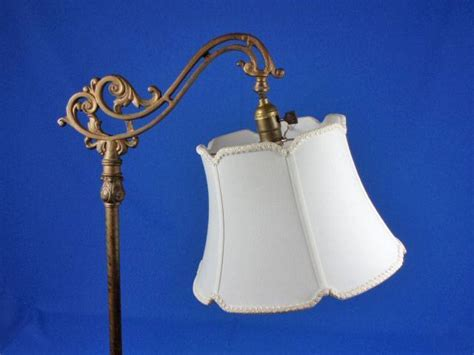 Bridge Floor Lamp Shade V Notch For Antique Lamp Tailor