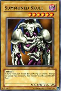 summoned skull sdy 004 non holo at yu gi oh cards net