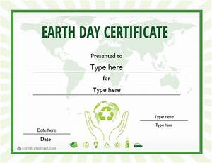 does not include watermark With certificate of recycling template
