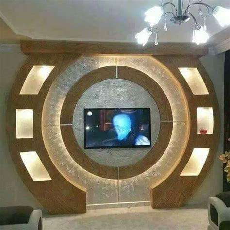 Latest homes decor and interior designs inspiration ideas. Handmade Gypsum Board TV Wall Units - Decor Units