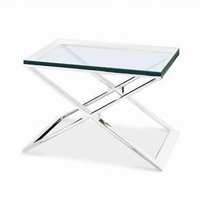 Table D Appoint : table d 39 appoint transparente waldo ~ Teatrodelosmanantiales.com Idées de Décoration