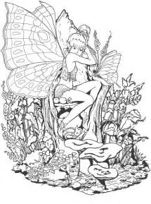 HD wallpapers complex fantasy coloring pages