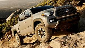 2020 Toyota Tacoma First Look  Popular Truck Gets An